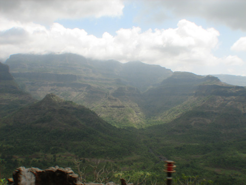 Ghat view 2